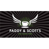Paddy & Scotts logo vector logo