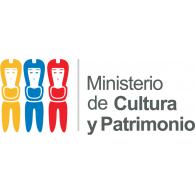 Ministerio de Cultura y Patrimonio logo vector logo