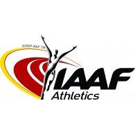 IAAAF logo vector logo