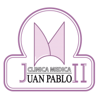 Clinica Juan Pablo II logo vector logo