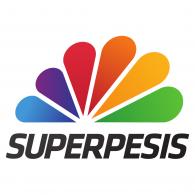 Superpesis logo vector logo