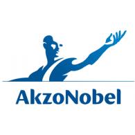 Akzo Nobel logo vector logo