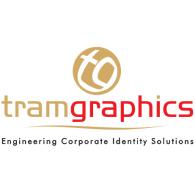 Tram Graphics logo vector logo