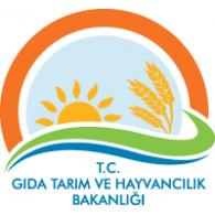 Gıda Tarım logo vector logo