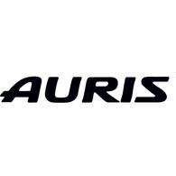 Toyota Auris logo vector logo