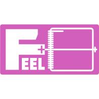 Feel logo vector logo