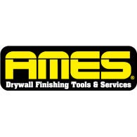 AMES Taping Tools logo vector logo