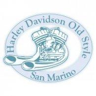 Harley Davidson Old Style San Marino logo vector logo