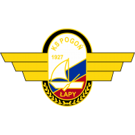 KS Pogoń Łapy logo vector logo