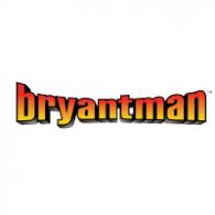 Bryantman logo vector logo