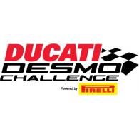 Ducati Desmo Challenge logo vector logo