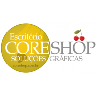 Coreshop logo vector logo