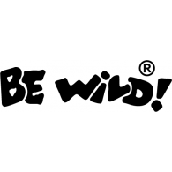 Be Wild! logo vector logo