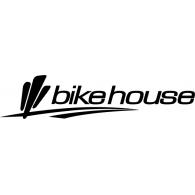 Bike House logo vector logo
