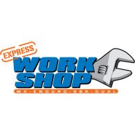 Work Shop logo vector logo