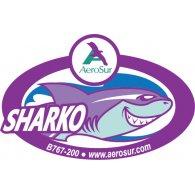 Sharko logo vector logo