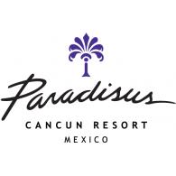 Paradisus Cancun logo vector logo
