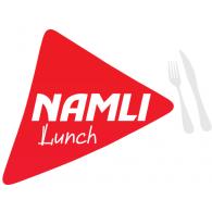Namli Lunch logo vector logo