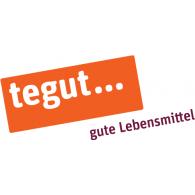 tegut… logo vector logo