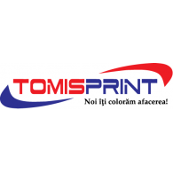 TOMIS PRINT logo vector logo