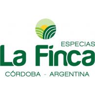 La Finca logo vector logo