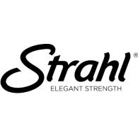 Strahl logo vector logo