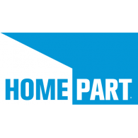 Homepart logo vector logo