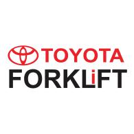 Toyota FORKLIFT logo vector logo