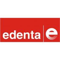 Edenta logo vector logo