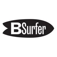 Bsurfer logo vector logo