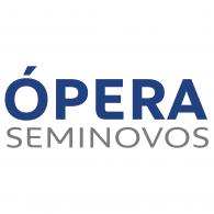 Ópera Seminovos logo vector logo
