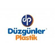 Düzgünler Plastik logo vector logo