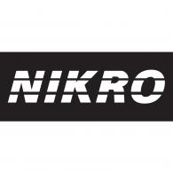 Nikro logo vector logo