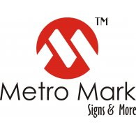 Metro Mark logo vector logo