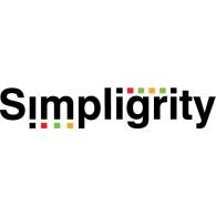 Simpligrity logo vector logo