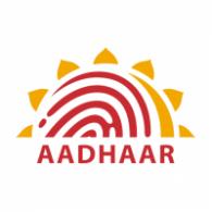 Aadhaar logo vector logo