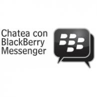 blackberry messenger logo eps
