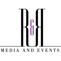 R&R – Media and Events logo vector logo