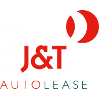 J&T Autolease logo vector logo