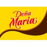 Doña Maria logo vector logo