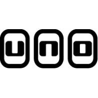 Uno logo vector logo