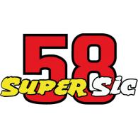 Marco Simoncelli logo vector logo
