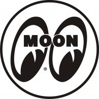 Moon Racing logo vector logo