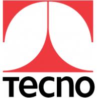 Tecno logo vector logo