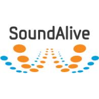 SoundAlive logo vector logo
