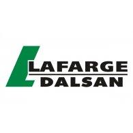 Lafarge Dalsan logo vector logo