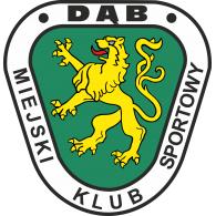 MKS Dąb Dębno logo vector logo