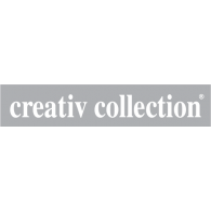creativ collection logo vector logo