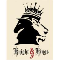 Knight & Kings logo vector logo