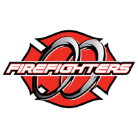 Firefighters Racing logo vector logo